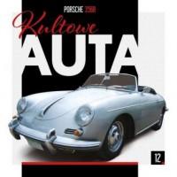 Kultowe Auta 12 Porsche 356B - okładka książki