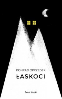 Łaskoci - okładka książki