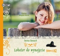 Lokator do wynajęcia - pudełko audiobooku