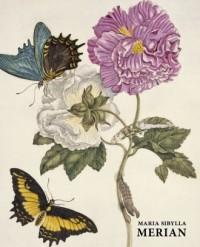 Maria Sibylla Merian - okładka książki