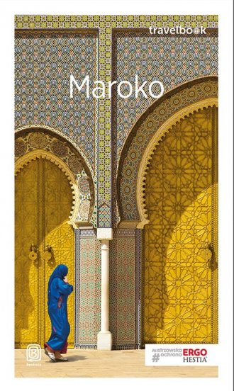 Maroko. Travelbook - okładka książki