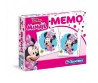 Memo Minnie - okładka książki