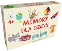 Memory dla dzieci - zdjęcie zabawki, gry