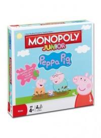 Monopoly Junior: Peppa Pig - zdjęcie zabawki, gry