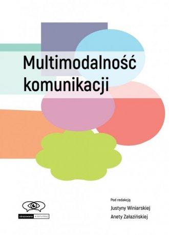 Multimodalność komunikacji - okładka książki