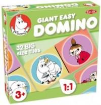 Muminki Domino maxi - okładka książki