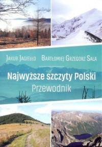 Najwyższe szczyty Polski - okładka książki