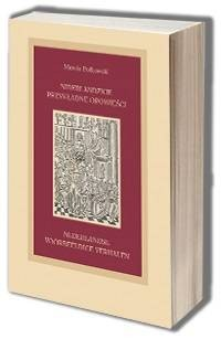 Niderlandzkie przykładne opowieści / Nederlandse voorbeeldige verhalen - okładka książki