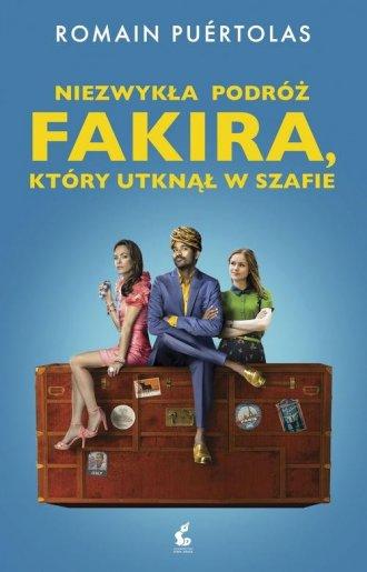Niezwykła podróż fakira, który - okładka książki