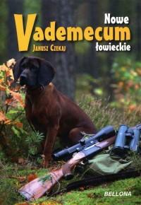 Nowe vademecum łowieckie - okładka książki