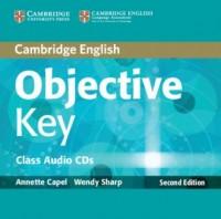 Objective Key Class Audio 2CD - Wydawnictwo - pudełko programu
