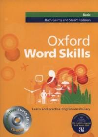 Oxford Word Skills Basic (+ CD) - okładka podręcznika