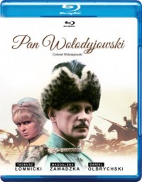 Pan Wołodyjowski - okładka filmu