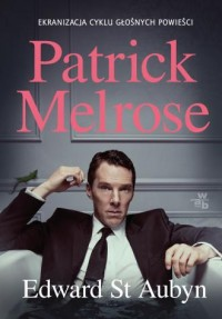 Patrick Melrose - okładka książki