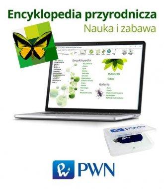 Pendrive. Encyklopedia przyrodnicza - pudełko programu