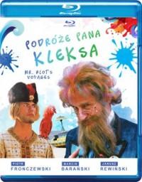 Podróże Pana Kleksa - okładka filmu