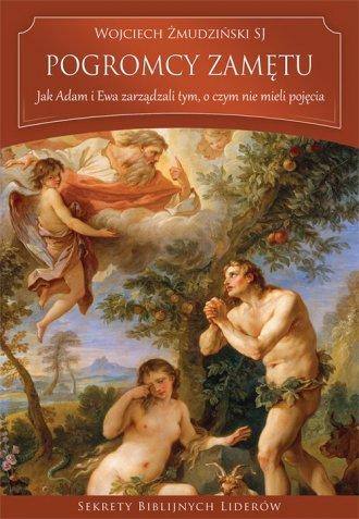 Pogromcy zamętu - okładka książki