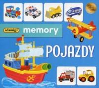 Pojazdy memory - zdjęcie zabawki, gry