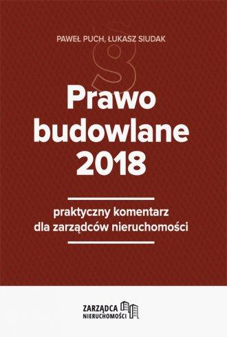 Prawo budowlane 2018. praktyczny - okładka książki