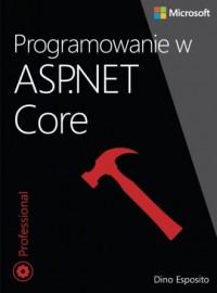 Programowanie w ASP.NET Core - okładka książki