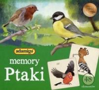 Ptaki memory - zdjęcie zabawki, gry