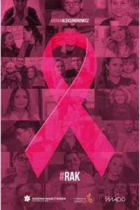 Rak - okładka książki