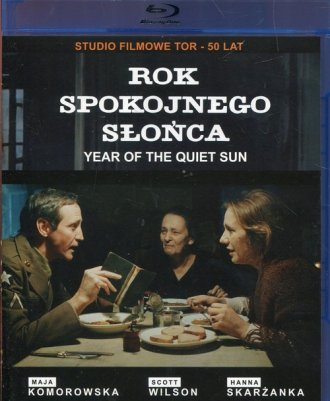 Rok spokojnego słońca - okładka filmu