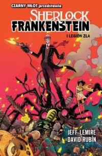 Sherlock Frankenstein. Tom 1 - okładka książki