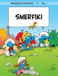 Smerfy Smerfiki - okładka książki