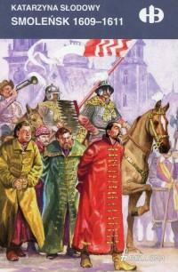 Smoleńsk 1609-1611 - okładka książki