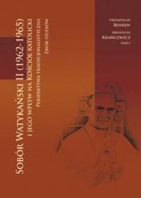 Sobór Watykański II (1962-1965) i jego wpływ na Kościół katolicki. Perspektywa tradycjonalistyczna. Zbiór studiów - okładka książki