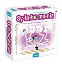Sylabomania. czytanie bez problemów - zdjęcie zabawki, gry