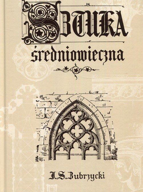 Sztuka Średniowieczna - okładka książki
