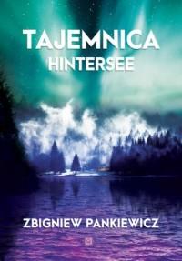 Tajemnica Hintersee - okładka książki