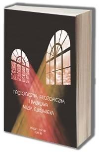 Teologiczna, filozoficzna i naukowa wizja człowieka. Seria: Religia i mistyka. Tom VIII - okładka książki