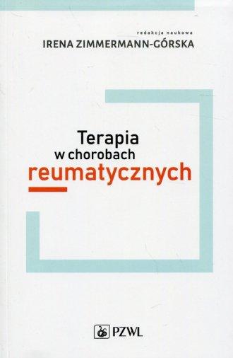 Terapia w chorobach reumatycznych - okładka książki