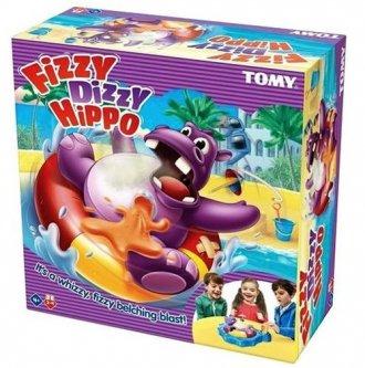 Tomy Hipcio na gazie Gra - zdjęcie zabawki, gry