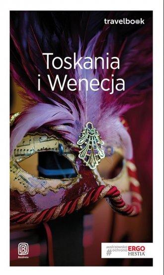Toskania i Wenecja. Travelbook - okładka książki