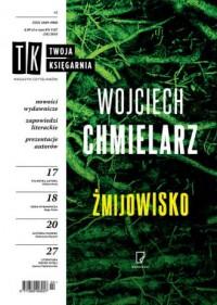 Twoja Księgarnia 2/2018 (38) - okładka książki