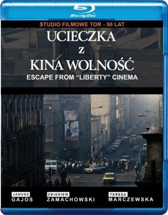 Ucieczka z Kina Wolność - okładka filmu