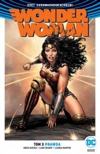Wonder Woman. Tom 3. Prawda - okładka książki