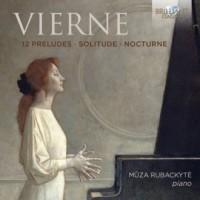 12 Preludes / Solitude / Nocturne - okładka płyty