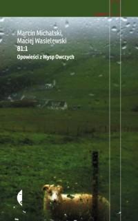 81:1 Opowieści z Wysp Owczych. Seria: Reportaż - okładka książki