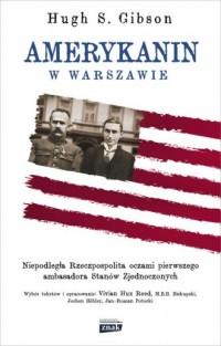 Amerykanin w Warszawie. Niepodległa Rzeczpospolita oczami pierwszego ambasadora Stanów Zjednoczonych - okładka książki