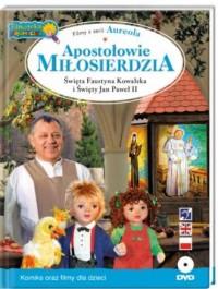 Apostołowie Miłosierdzia - okładka książki