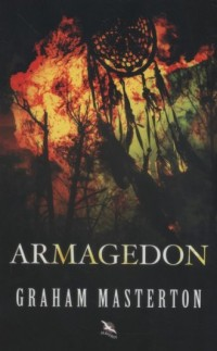 Armagedon - okładka książki