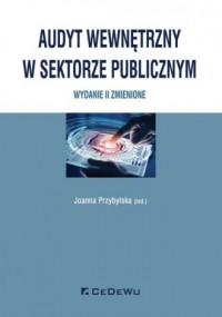 Audyt wewnętrzny w sektorze publicznym - okładka książki