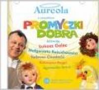 Aureola z zespołem Promyczki Dobra (płyta CD) - okładka płyty