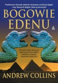 Bogowie Edenu - okładka książki