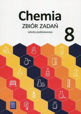 Chemia 8. Szkoła podstawowa. Zbiór - okładka podręcznika